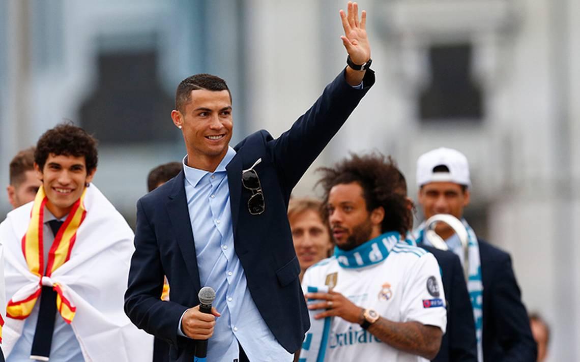 Prensa europea ya coloca a Cristiano Ronaldo en la Juventus