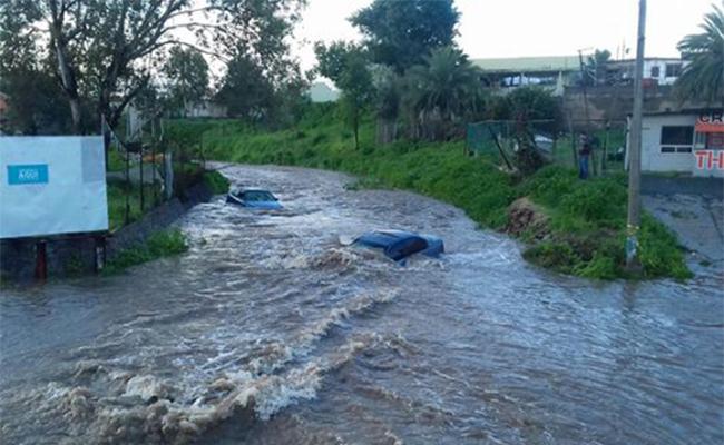 Lluvias en Tijuana dejan 3 muertos más