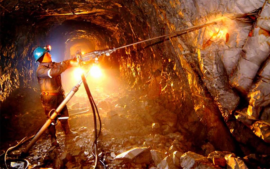 Producción minera del país cae 10.3% en 2017