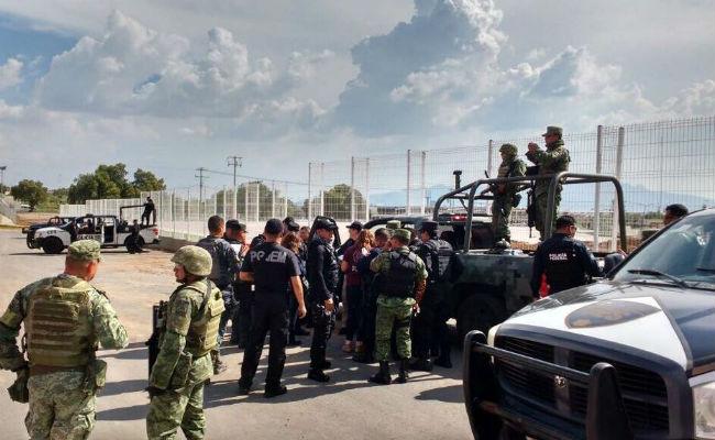 Detienen a 51 presuntos delincuentes en Tecámac