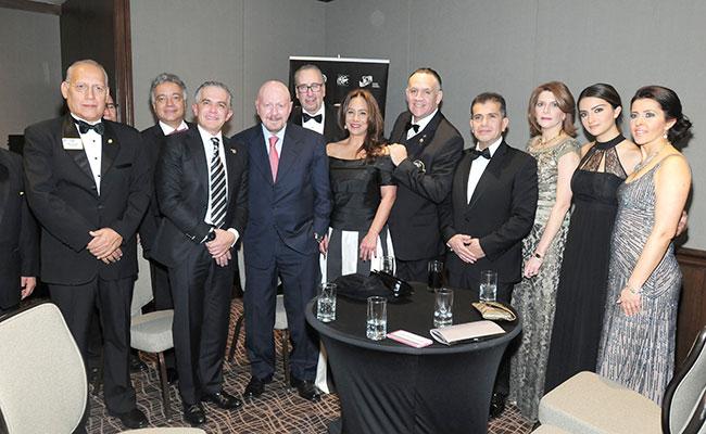 Celebra La Fundación Rotaria un siglo de vida