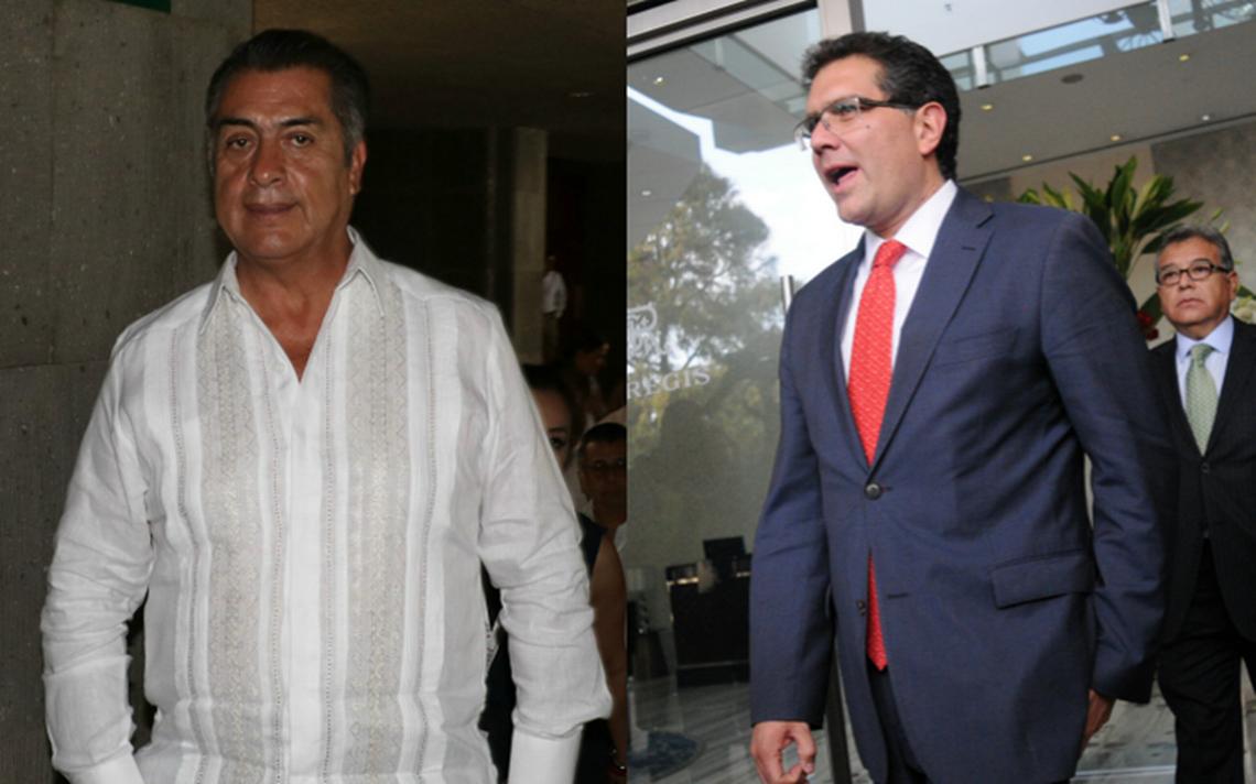 Tras quedarse fuera de la boleta, El Bronco y Ríos Piter insisten en defender firmas
