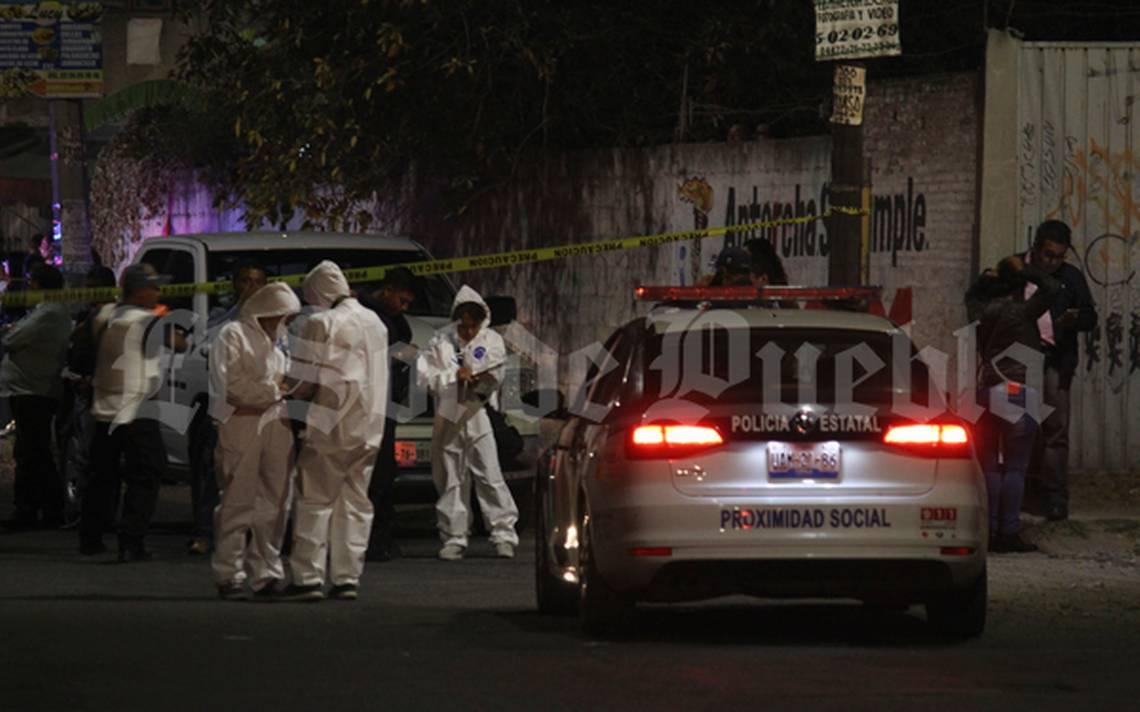 Huachicoleros provocan noche sangrienta y balaceras en Puebla