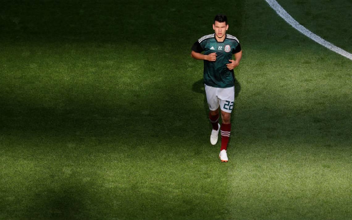 """Maradona quiere al """"Chucky"""" Lozano para su equipo"""