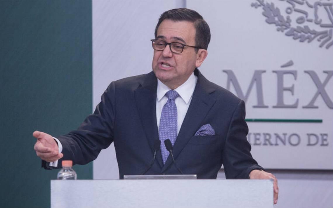 """MA�xico espera lograr """"acuerdo en principio"""" del TLCAN el 7 de mayo"""
