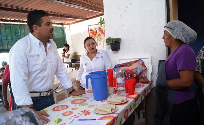 Comedores comunitarios  fortalecen la cohesión social en BCS