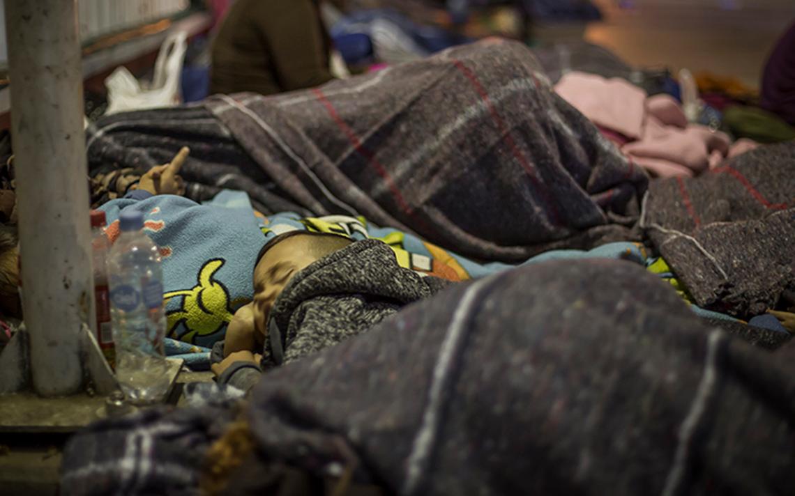Niños coyotito son explotados por el crimen organizado