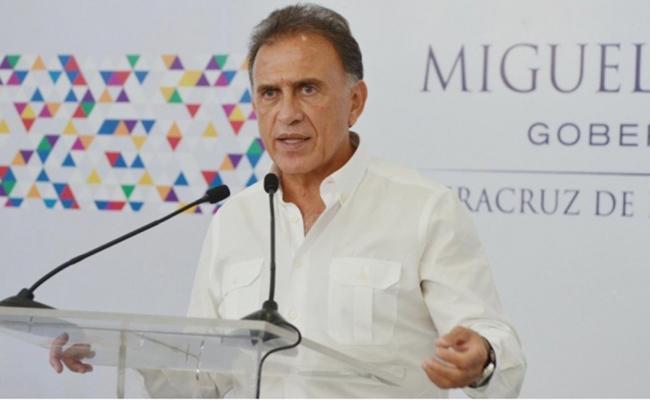En Veracruz no hay focos rojos: Yunes