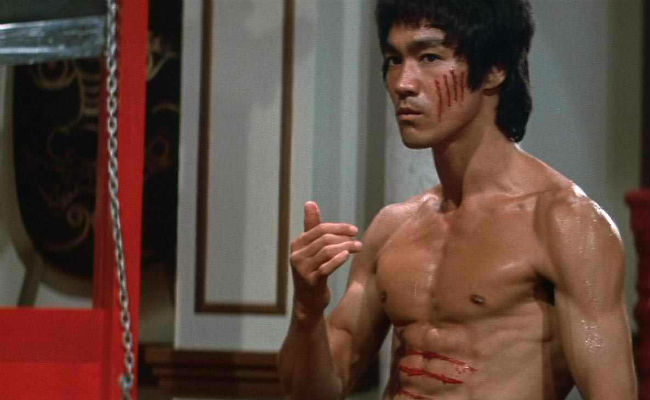 Revelan video inédito de una pelea real de Bruce Lee
