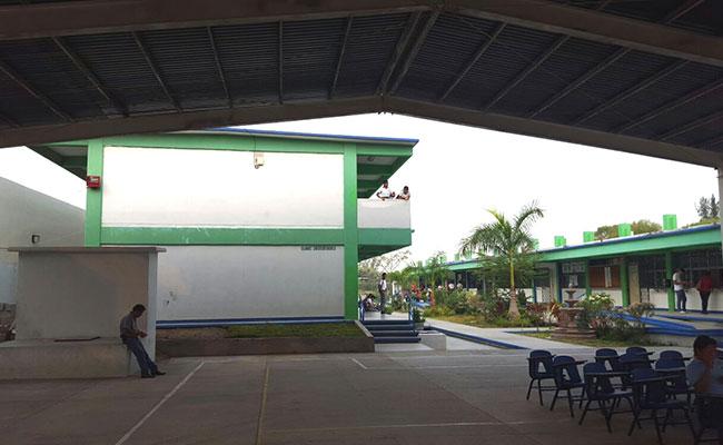Rehabilitarán escuelas en Tampico