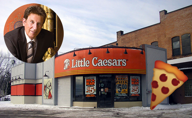 Muere Mike Ilitch, el fundador de Little Caesars