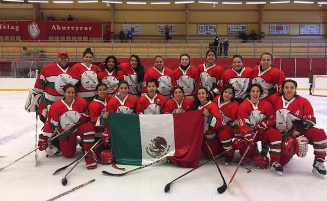México asegura campeonato mundial en Hockey Femenil