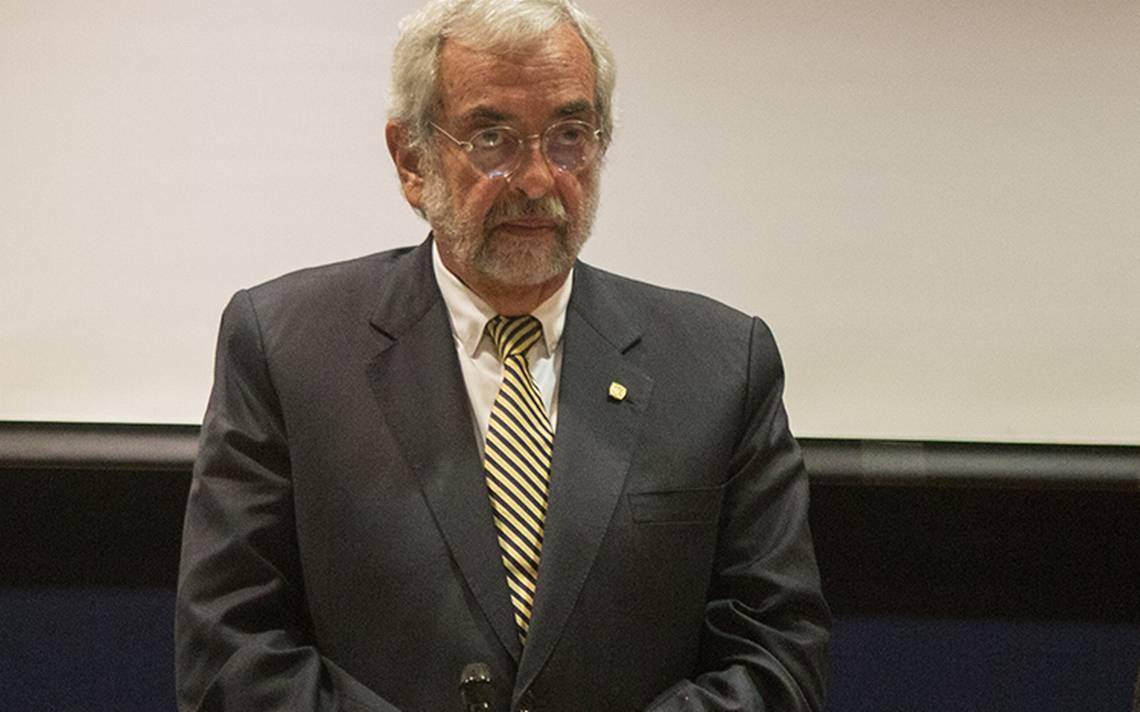 Manifiesta Graue indignación por caso Marco Antonio