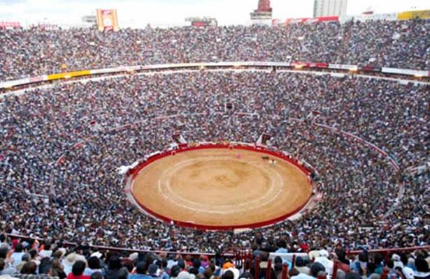 Sigue la temporada grande en la Plaza México