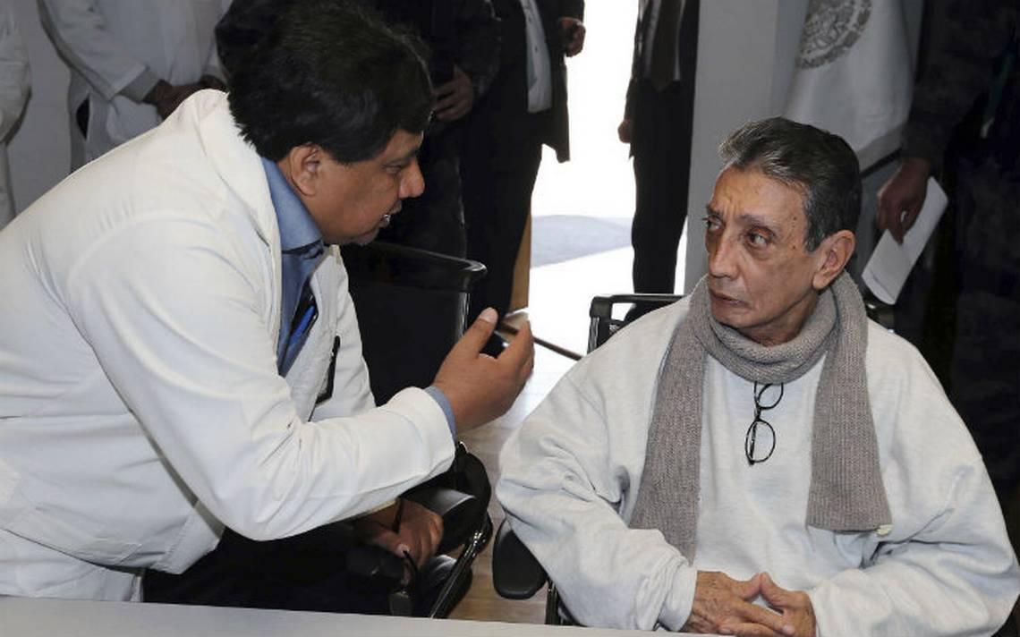 Sólo le pido al presidente Peña Nieto que se cumpla la ley: Mario Villanueva