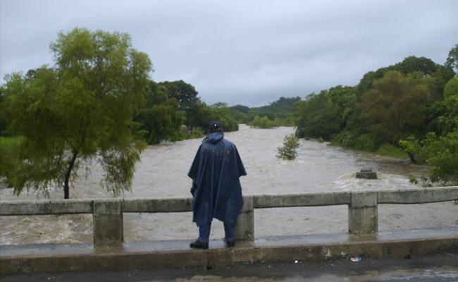 Ríos aumentan su caudal en la Huasteca hidalguense