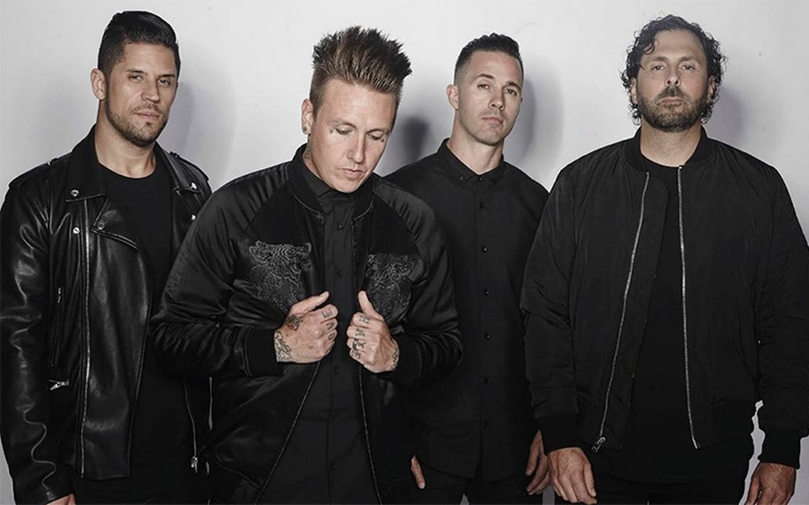 """""""¿Están listos?"""", Papa Roach alista concierto en México"""
