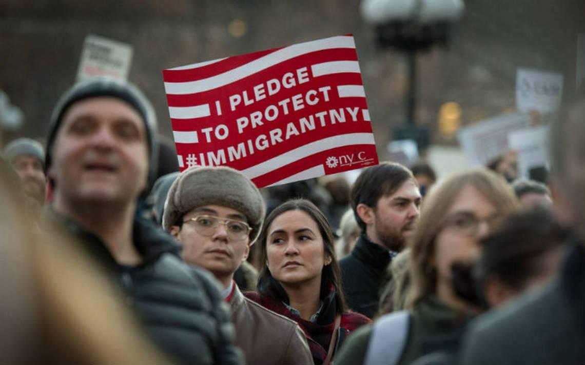 Detuvieron a 225 inmigrantes en redada en Nueva York
