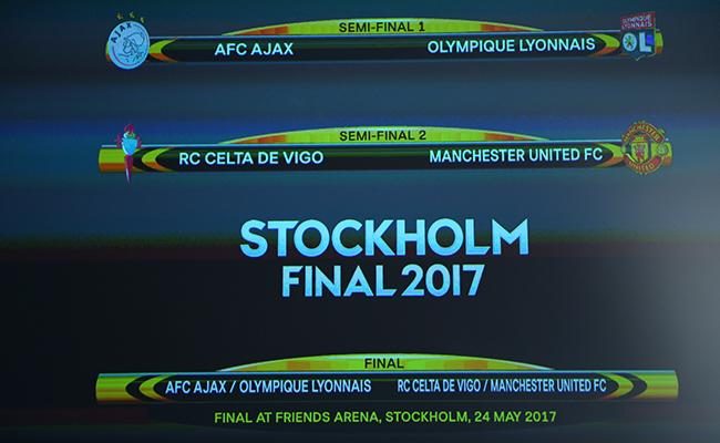 ¡Juegazos! en la Europa League. Celta-Manchester United y Ajax de Ámsterdam-Lyon