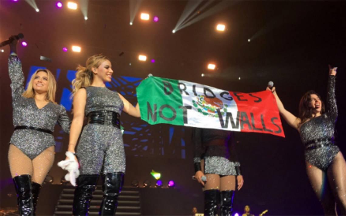 Por primera vez sin Camila Cabello, Fifth Harmony conquista México