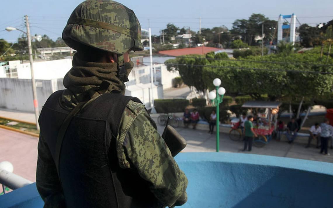 Pide PRD garantizar perfiles de Fuerzas Armadas