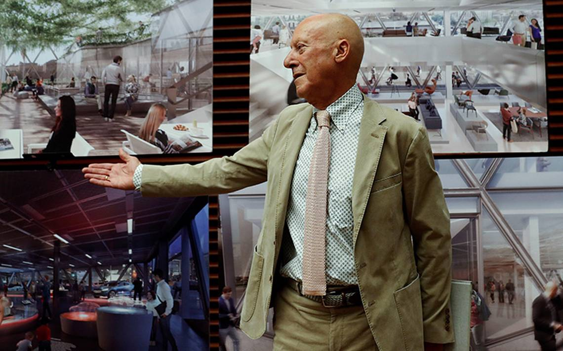 Norman Foster: El arte es una nueva religión y los museos, sus catedrales