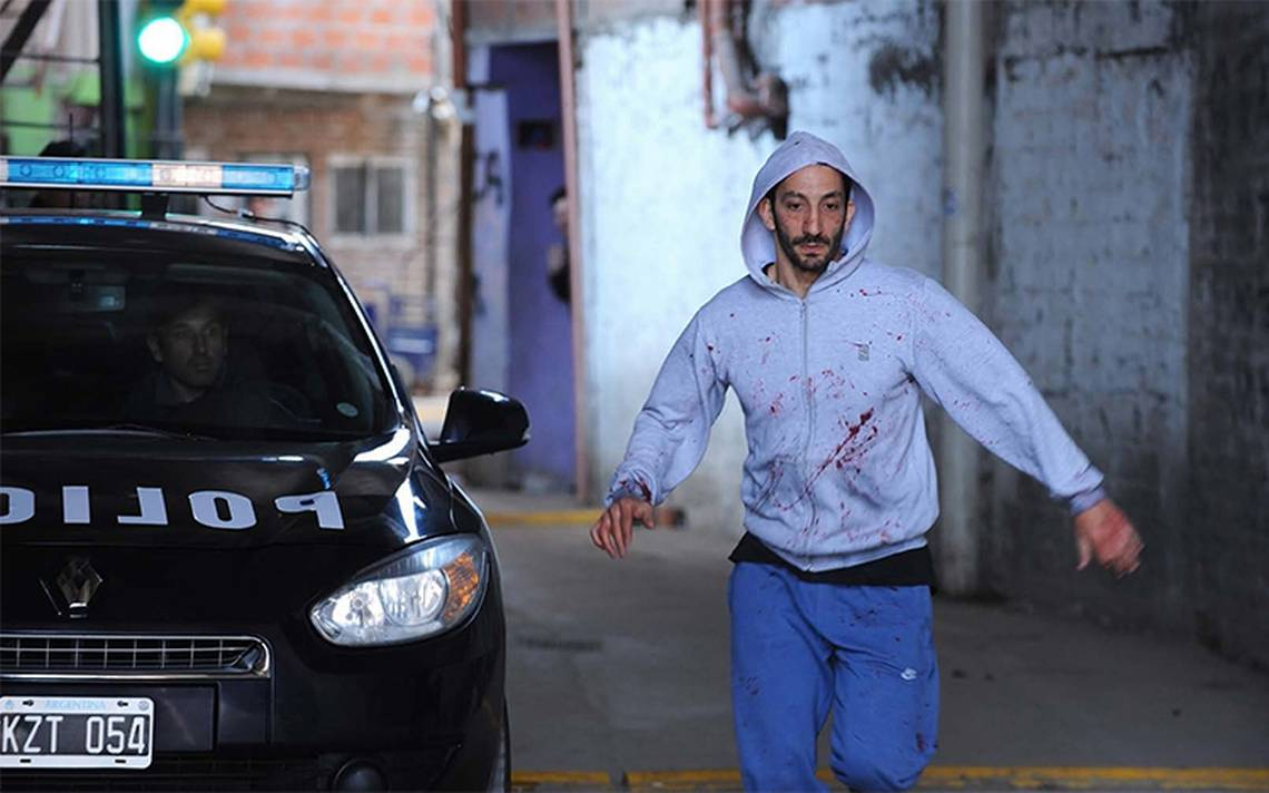 El marginal, un thriller con acento latino