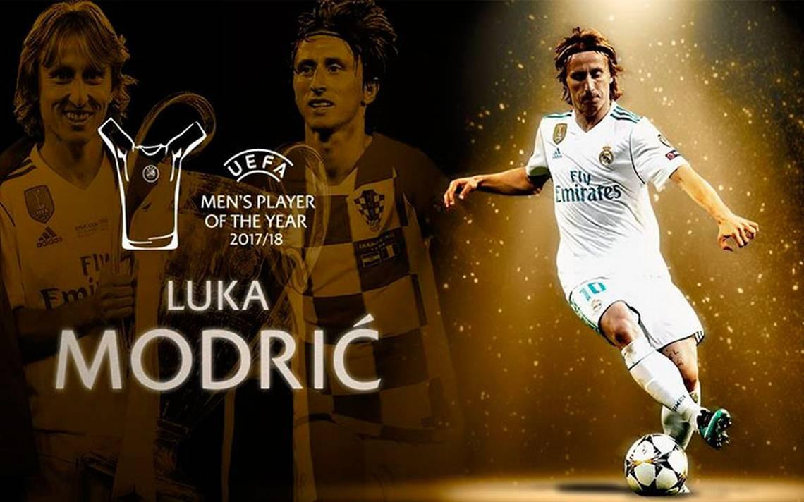 Modric acaba con el reinado de Cristiano Ronaldo en la UEFA