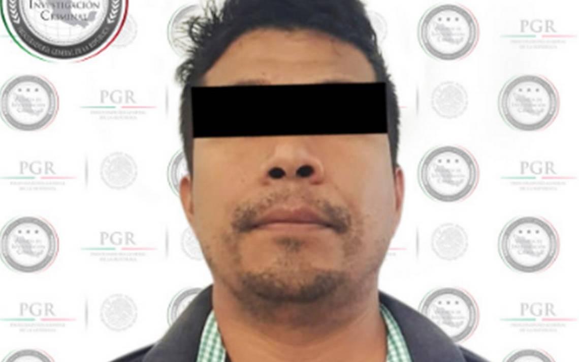 Detienen al asesino de dos agentes de PGR en Acatlán, Puebla