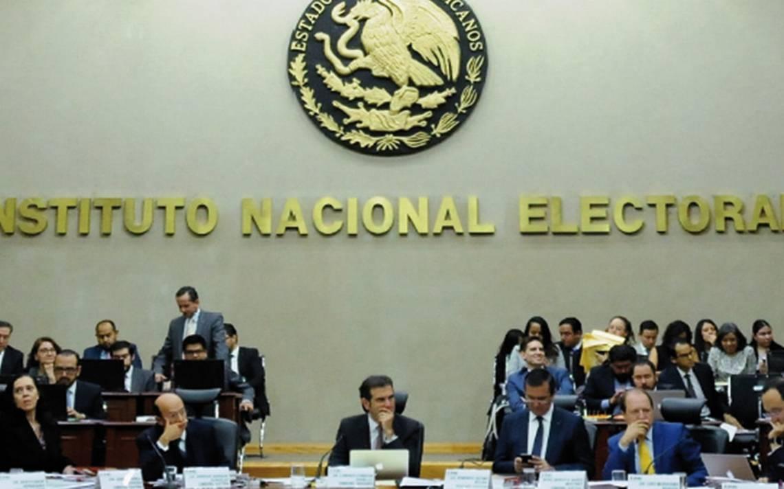 INE califica de histórico el primer debate presidencial de 2018