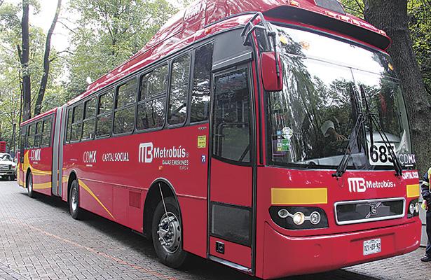Medio Maratón de la ciudad provocará afectaciones en servicio del Metrobús