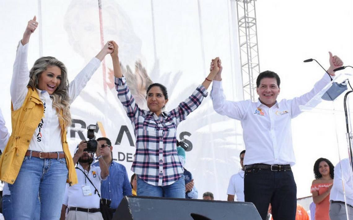 Al proyecto de Morena se suman todos los perdedores, afirma Barrales