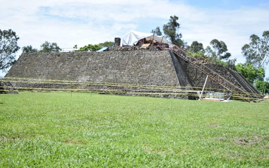 Sismo del 19S revela secretos en zona arqueológica de Teopanzolco