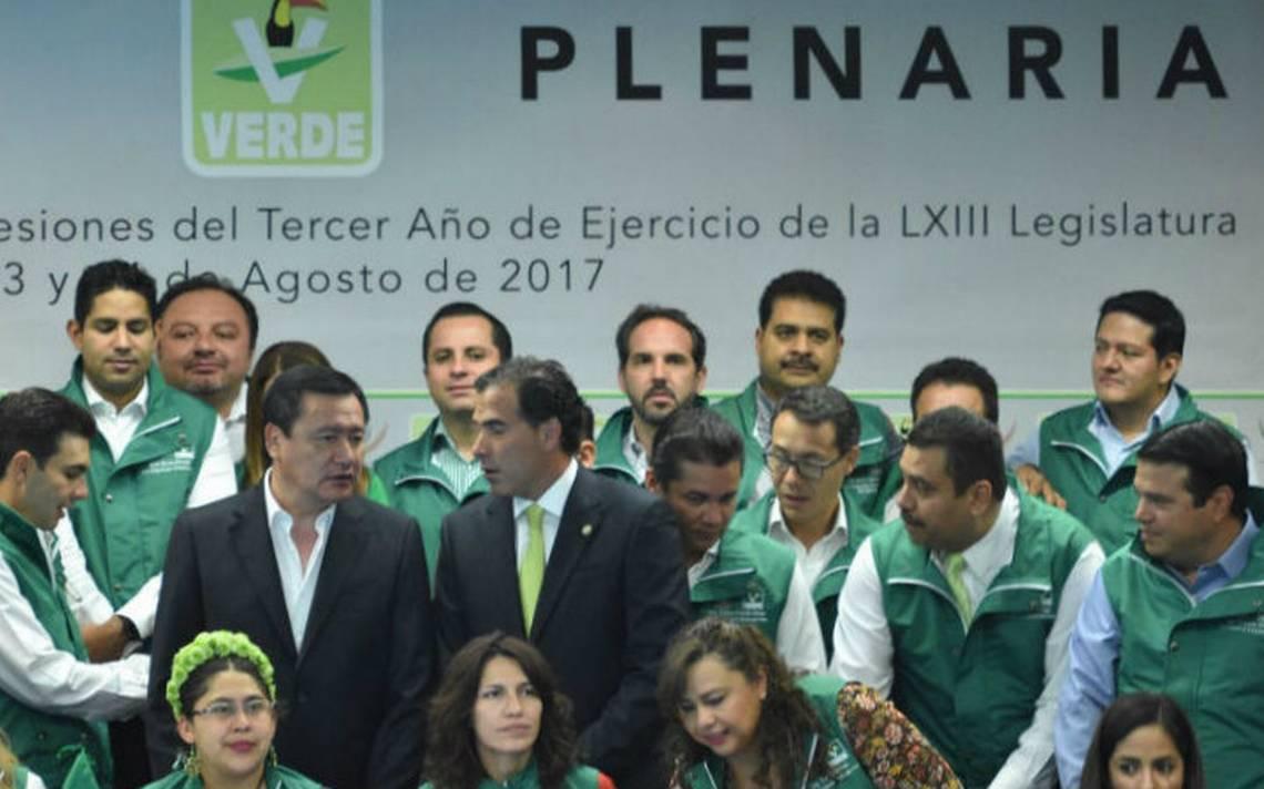 Osorio Chong inaugura plenaria del PVEM
