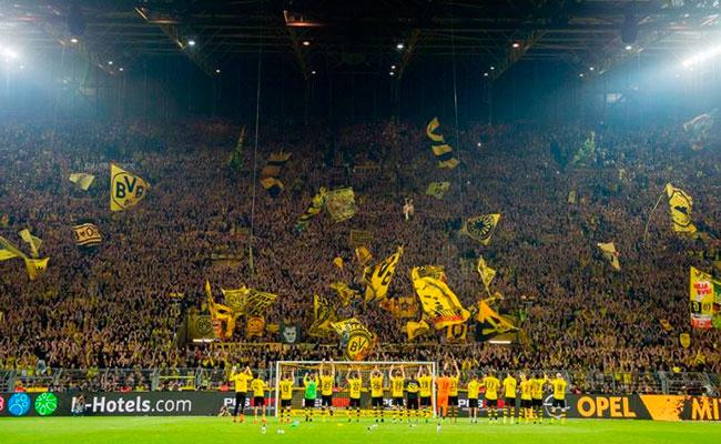 No nos doblegamos ante terrorismo; hoy jugamos para todos: Borussia