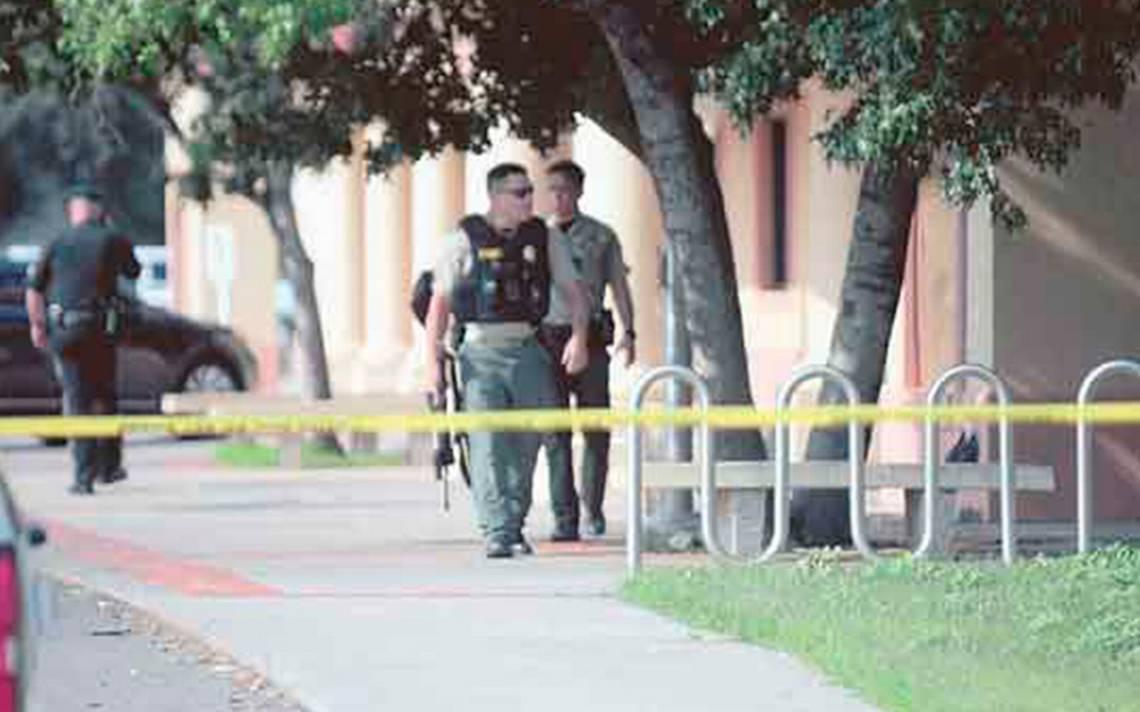 Reportan dos muertos por tiroteo en biblioteca de Nuevo México, EU