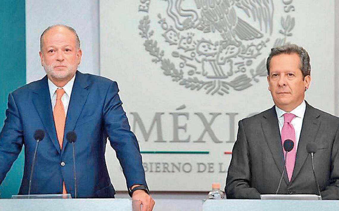 Costaría 120 mil mdp cancelar construcción de NAICM: Federico Patiño