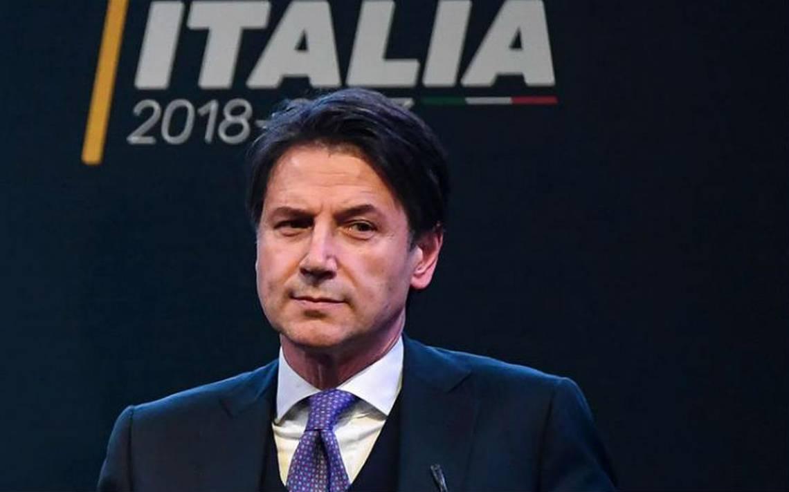 Acusan a Giuseppe Conte, candidato a primer ministro italiano, de mentir en su currículum