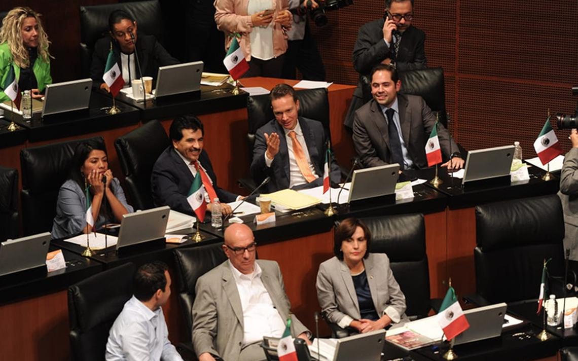 Manuel Velasco logra licencia en el Senado tras apoyo del PRI