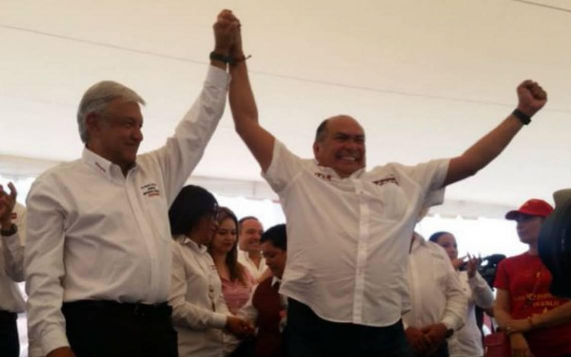 """Padre de """"Checo"""" Pérez sorprende a comentaristas al mencionar inminente victoria de AMLO"""