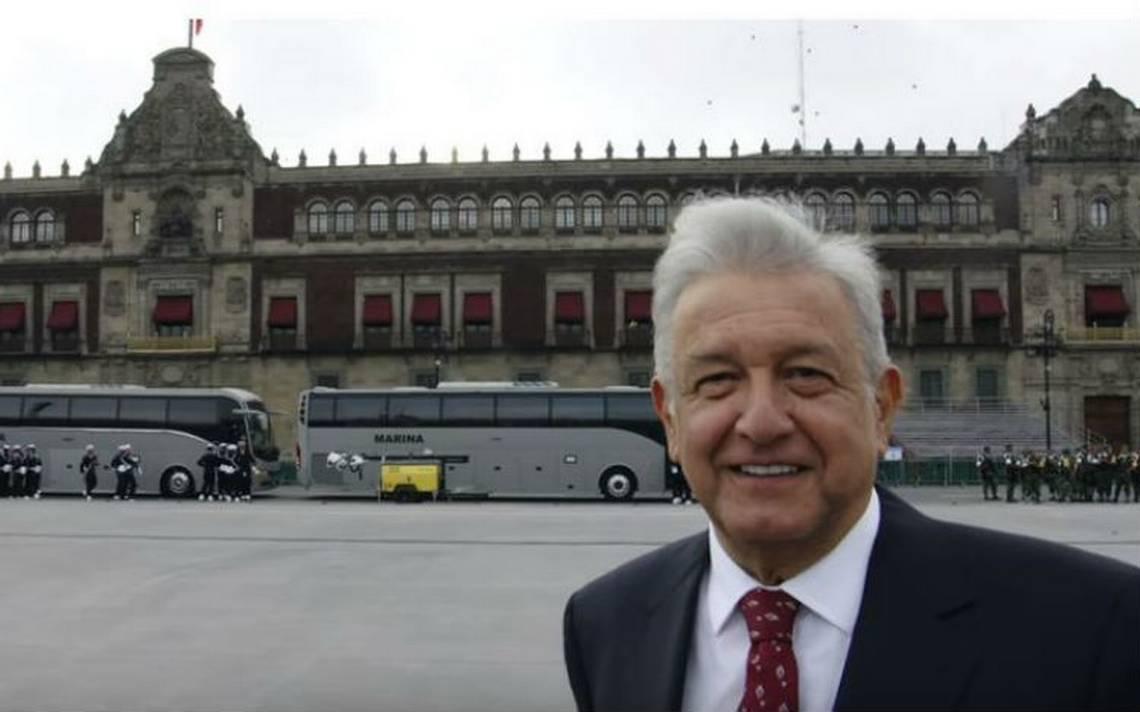 'A Palacio o a la chingada', López Obrador lanza documental autobiográfico