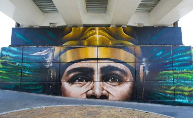 Tlajomulco busca ser referente internacional con galería de arte urbano