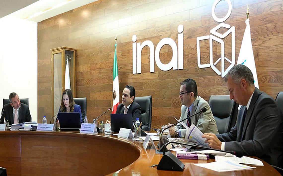 Piden a legisladores dejar de lado favoritismo para elegir nuevos comisionados del INAI