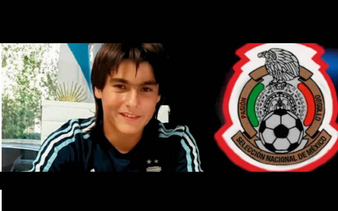 """El """"Messi mexicano"""" le hace el feo al Tricolor"""