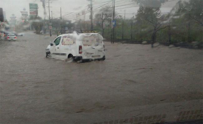 Lluvia pega de nuevo a Tultitlán y Coacalco, en Edomex