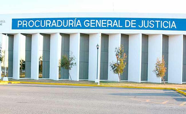 Limpia en la PGJE de Tamaulipas