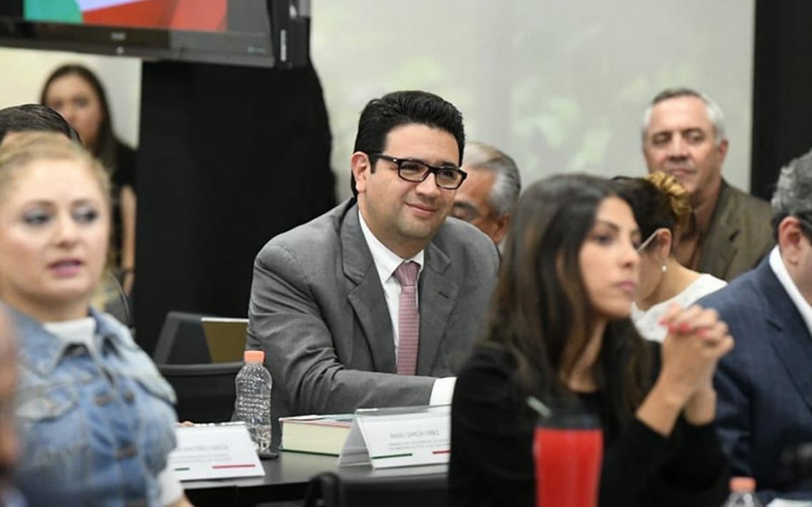 Noé Castañón puede rendir protesta en el Senado pese sentencia en contra