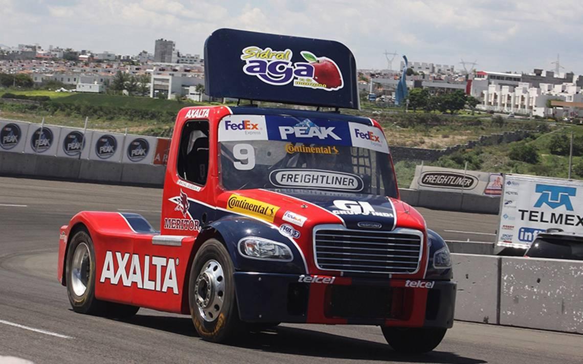 El objetivo de Jourdain es ganar en los Freightliner