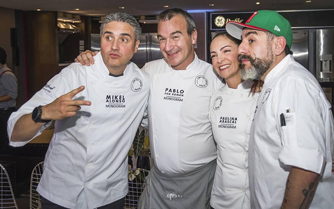 Rinden tributo al arte culinario