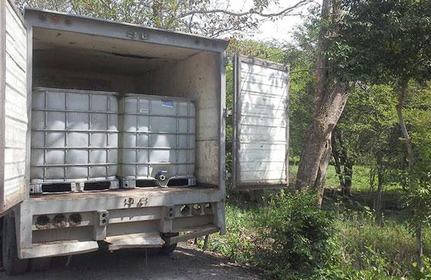 Aseguran Fuerzas Federales combustible robado en Tabasco e Irapuato